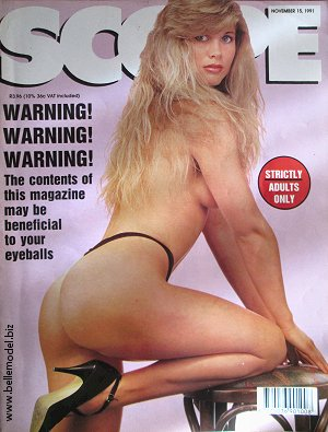 Mens sex magazines, Scope, South African back issues, edition: 15 November 1991