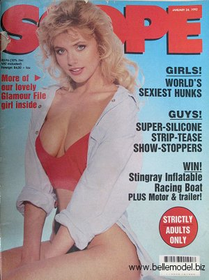 Mens sex magazines, Scope, South African back issues, edition: 24 January 1992