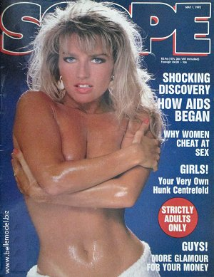 Mens sex magazines, Scope, South African back issues, edition: 1 May 1992
