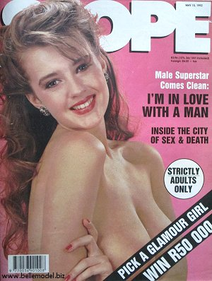 Mens sex magazines, Scope, South African back issues, edition: 15 May 1992