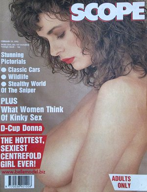 Mens sex magazines, Scope, South African back issues, edition: 19 February 1993