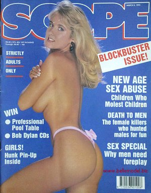 Mens sex magazines, Scope, South African back issues, edition: 5 Mar 1993