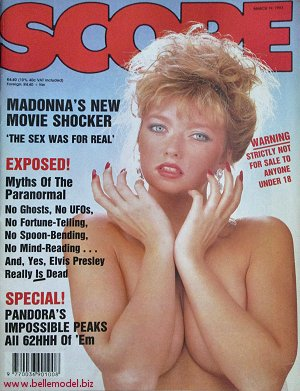 Mens sex magazines, Scope, South African back issues, edition: 19 March 1993
