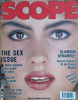 Mens sex magazines, Scope, South African back issues, edition: 28 May 1993