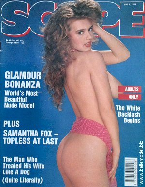 Mens sex magazines, Scope, South African back issues, edition: 11 June 1993