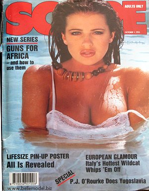 Mens sex magazines, Scope, South African back issues, edition: 1 October 1993