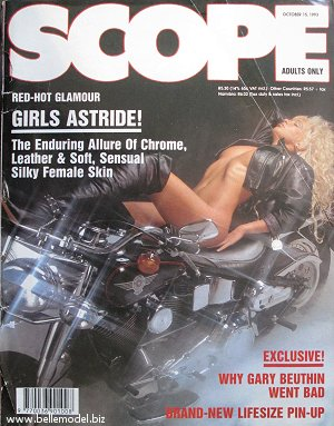 Mens sex magazines, Scope, South African back issues, edition: 15 October 1993