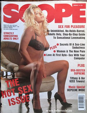 Mens sex magazines, Scope, South African back issues, edition: 18 February 1994