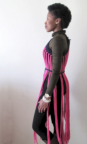 Ethnic african dresses macrame thebreezy. South Africa, Pretoria east