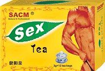 Herbal tea for sexual performance. South Africa, Pretoria, Gezina