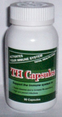 Herbal medicine to boost immune system against diseases caused by infections. South Africa, Pretoria east