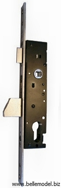 Euro cylinder commercial,finish: SS, ASSA Abloy UNION, Q35X85MMSW-SS. South Africa, Pretoria