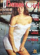 Mens sex magazines, BunnyGirl, South African editions, 1991 till 1995. South Africa, Pretoria, Gezina