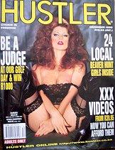 Mens sex magazines, Hustler, South African editions, 1993 till 2000. South Africa, Pretoria, Gezina