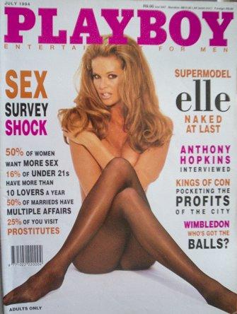 Playboy magazine 1994-07