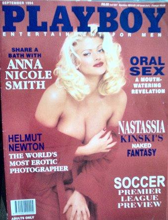Playboy magazine 1994-09