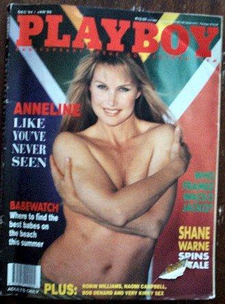 Playboy magazine 1995-01