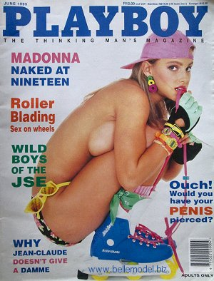 Mens sex magazines, Playboy, South African back issues, edition June 1995