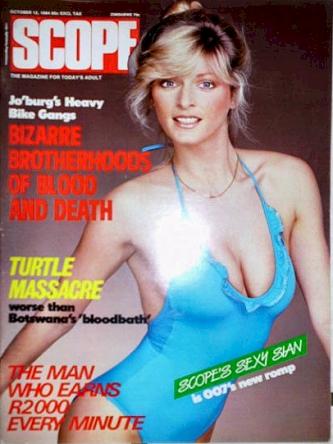 Scope magazine 1984-10-12