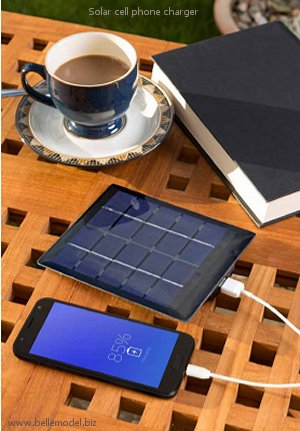 Solar charger portable - small - portable. South Africa, Pretoria, Gezina