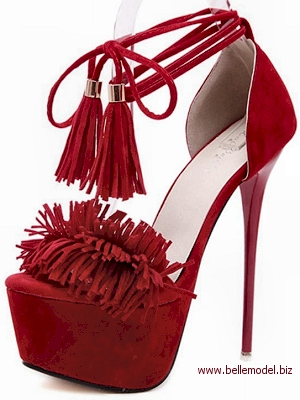D-Orsay - heel platform - stiletto - height high - lace-up - ankle strap - open toe, South Africa, Pretoria, Gezina